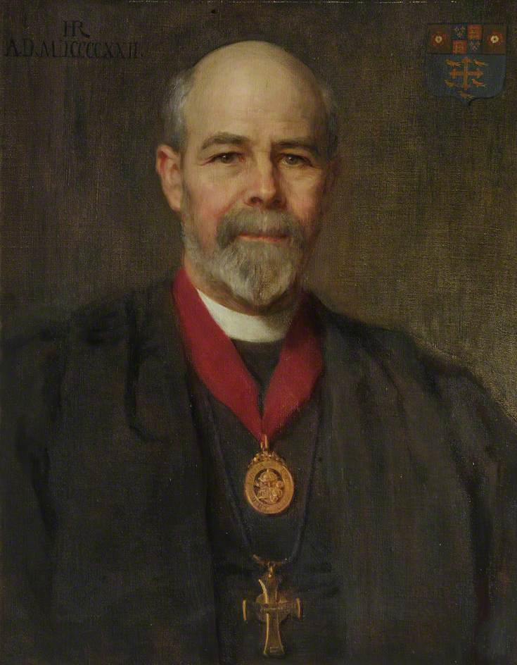 Herbert Edward Ryle (1856–1925), Bishop of Exeter and Winchester, Dean of Westminster, President (1896–1901)