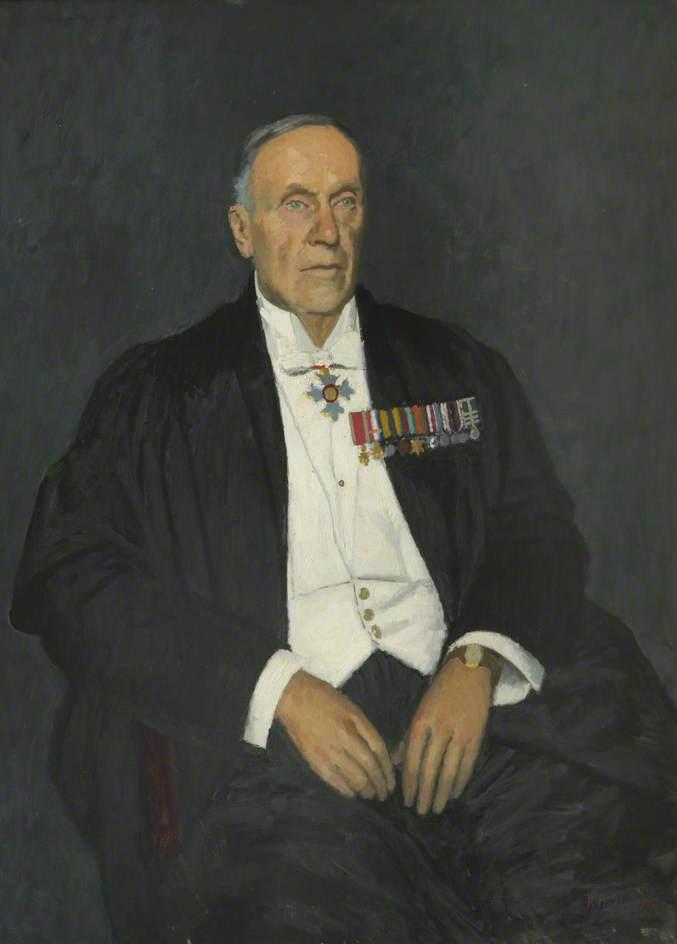 Donald Portway (d.1979), Master (1946–1957)