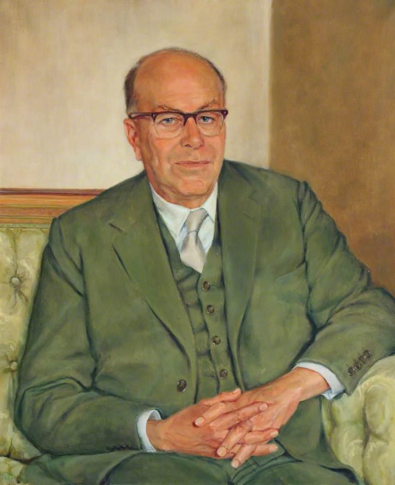 Dr Philip John Durrant, Fellow (1923–1990), Vice-Master (1957–1967)
