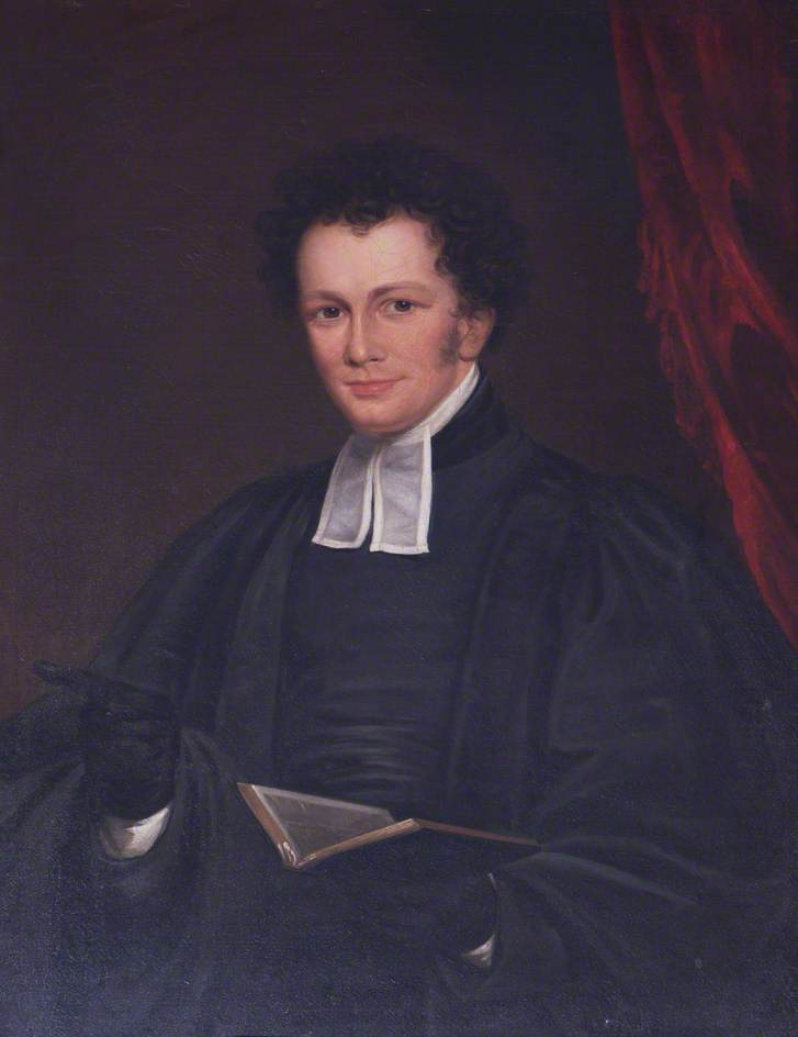 Reverend James Sherman (1796–1862), Minister, Reading, and Surrey Chapel, Blackfriars, London