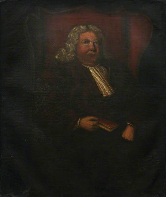 Jonathan Pidgley, Recorder of Falmouth