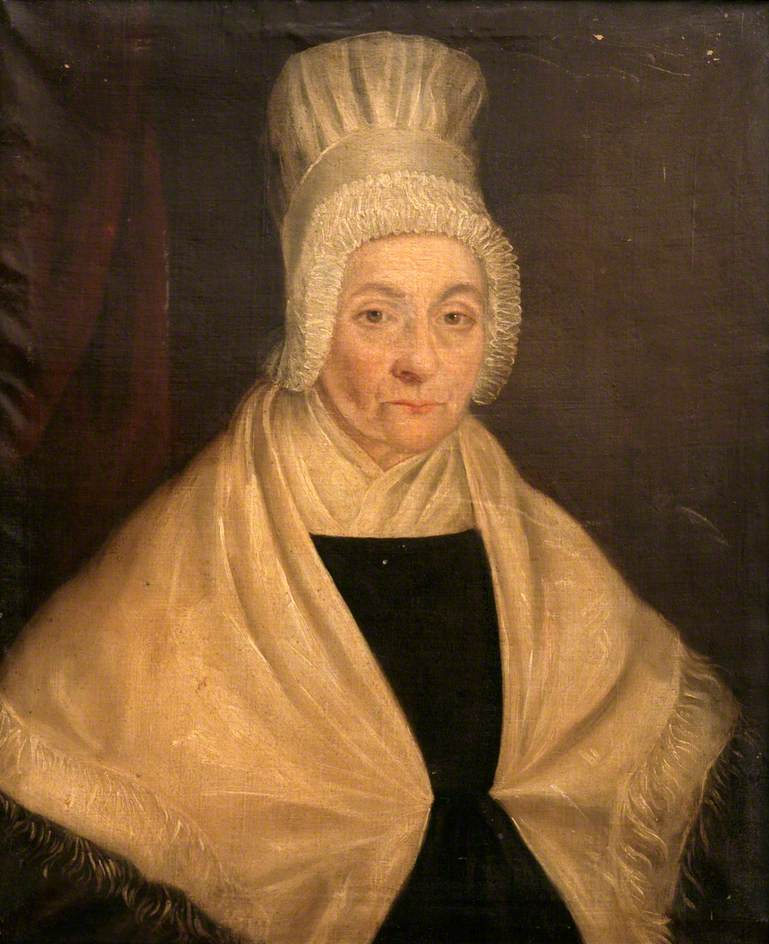 Mary, Wife of Henry Trengrouse