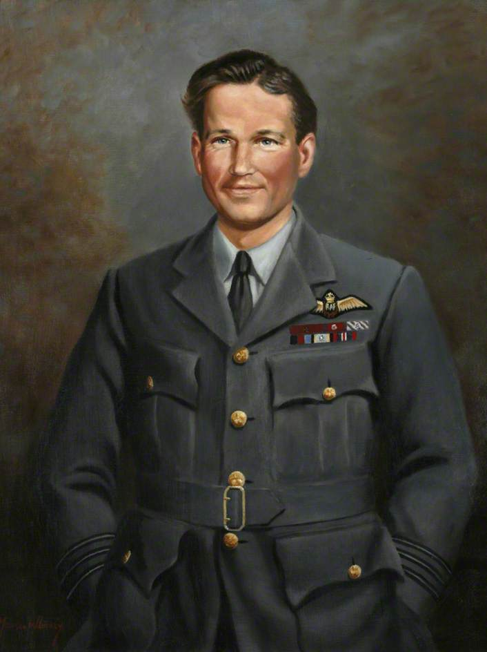 Wing Commander Guy Gibson (1918–1944)