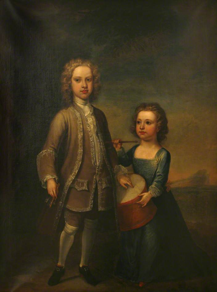 George, 1st Earl of Mount Edgcumbe (1720–1795) and Richard, 2nd Baron (1716–1761)