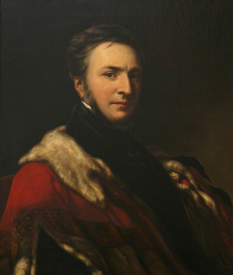 Ernest Augusutus, 3rd Earl of Mount Edgcumbe (1791–1861)