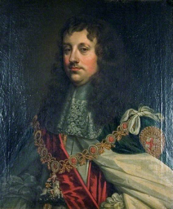 Sir Richard Edgcumbe (1639–1688)