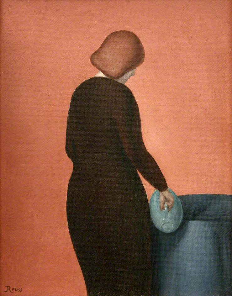Woman with Jug