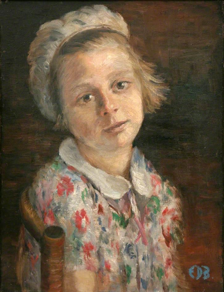 Girl in a Bonnet