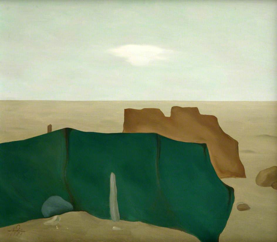 Green and Brown Windbreakers