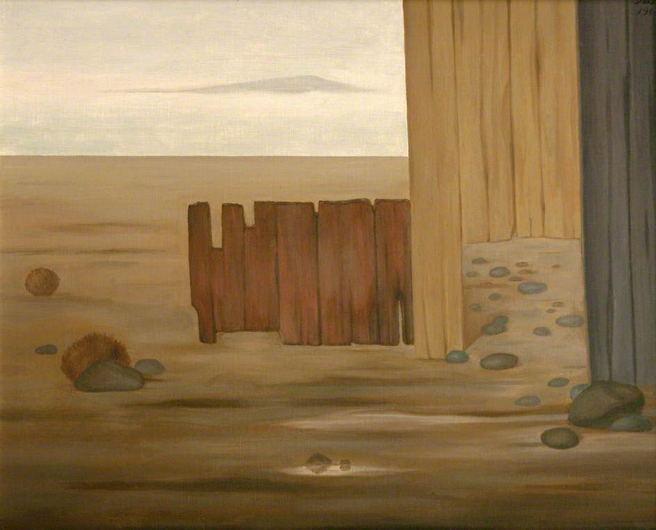 Small Brown Fence