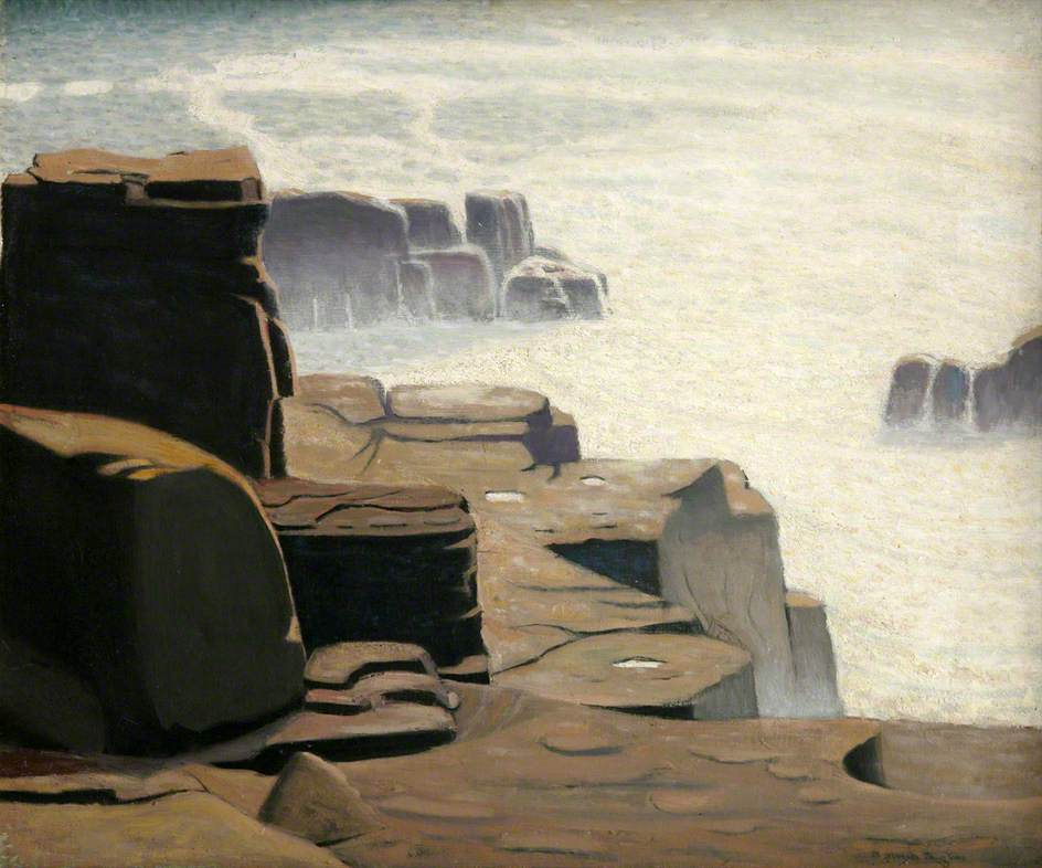 The Cliffs near Land's End