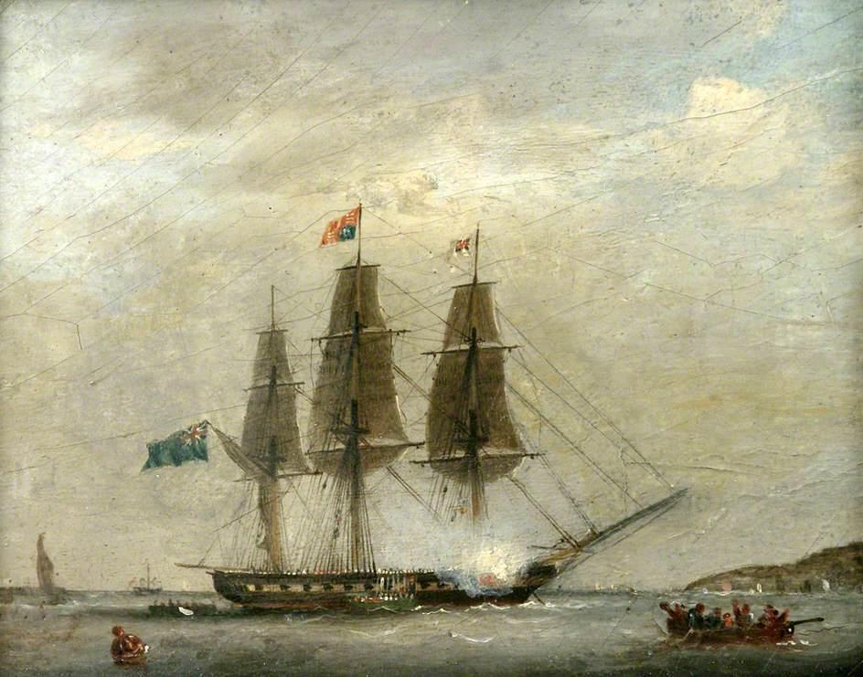 Maritime Scene