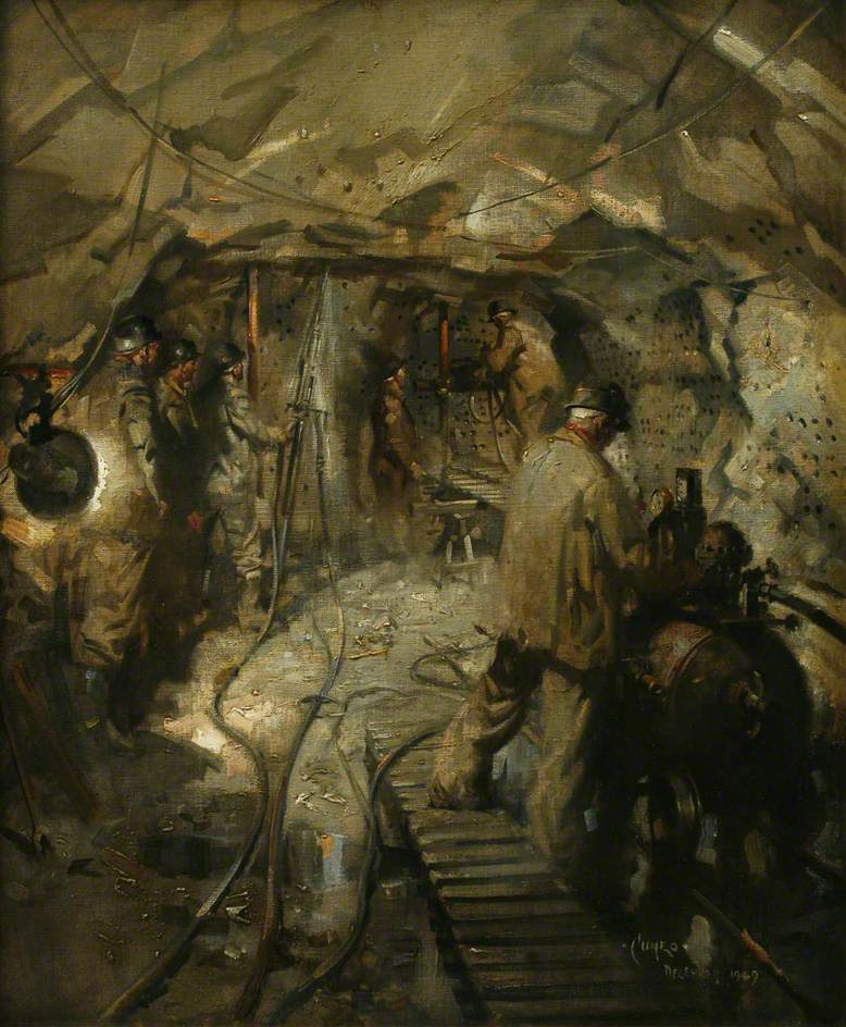 The Holman Test Mine