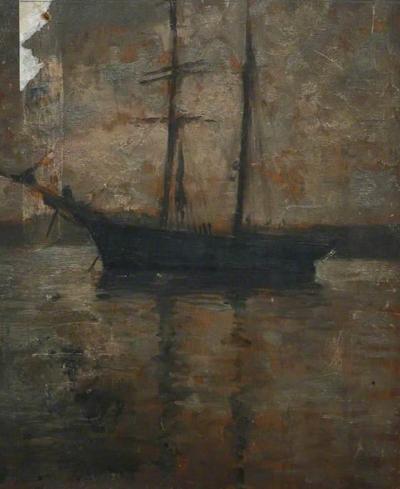 Sketch of 'Julie of Nantes'