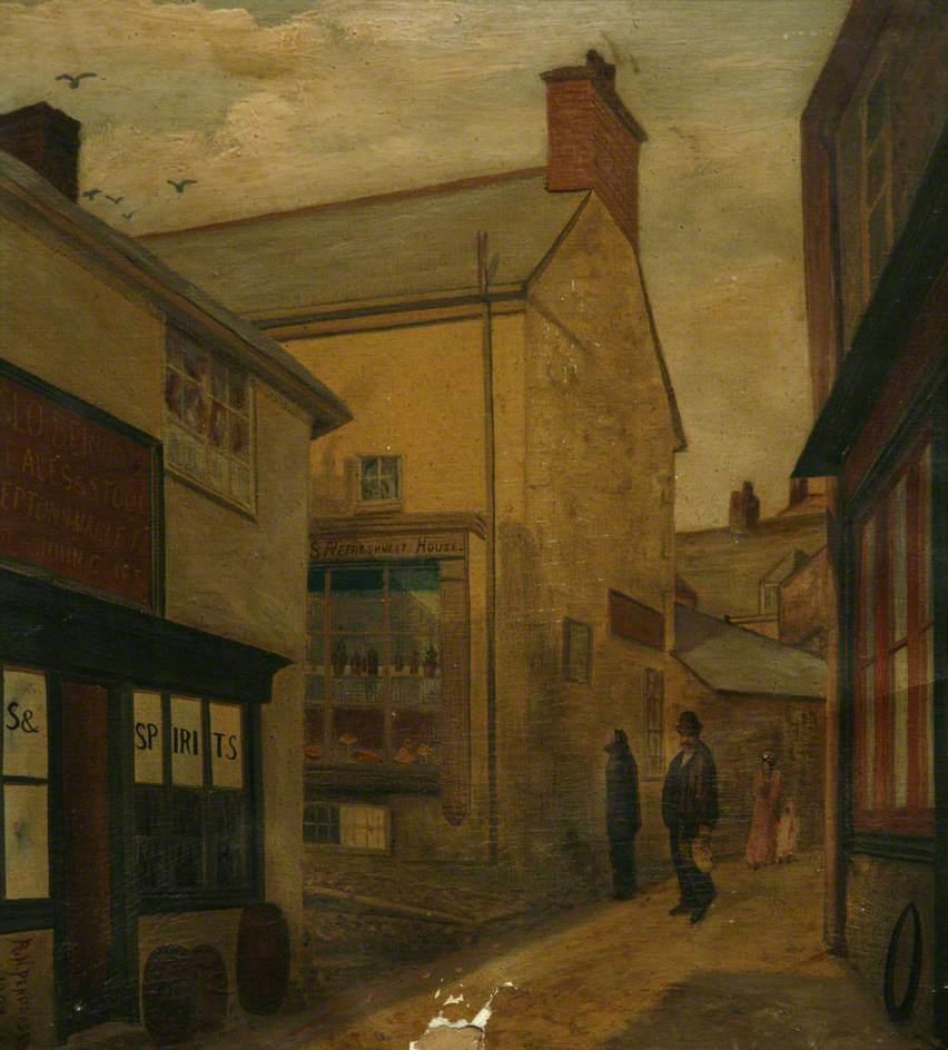 Murdoch House, Cross Street
