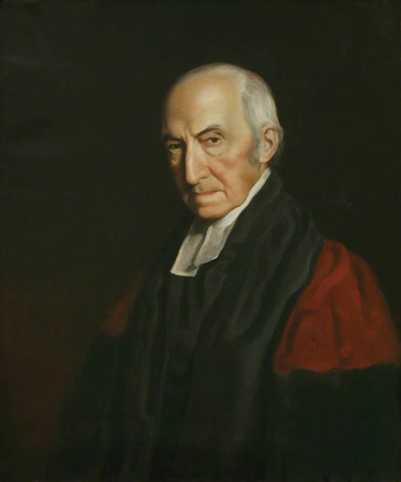 Reverend Cornelius Cardew
