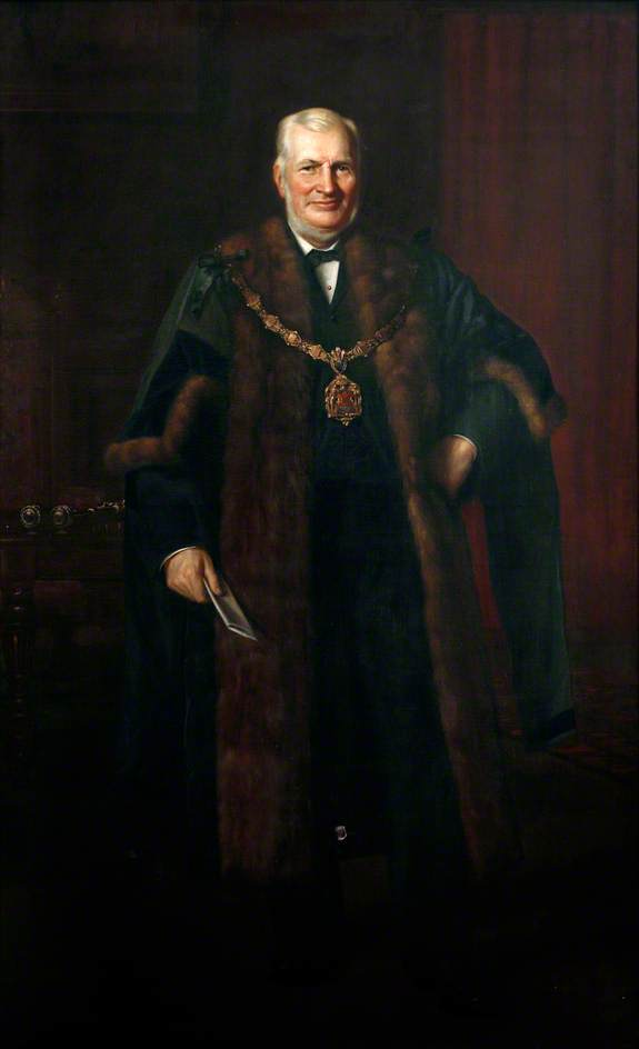 Thomas Chirgwin, Mayor (1878–1879 & 1886–1892)