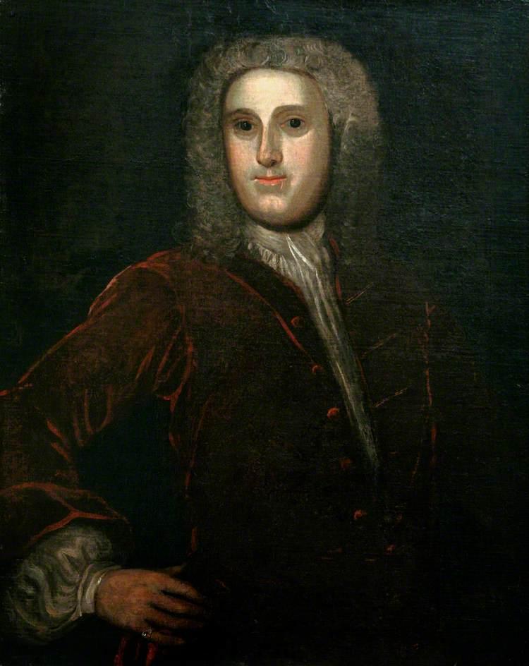 John Prowse, Mayor (1712, 1721 & 1733)