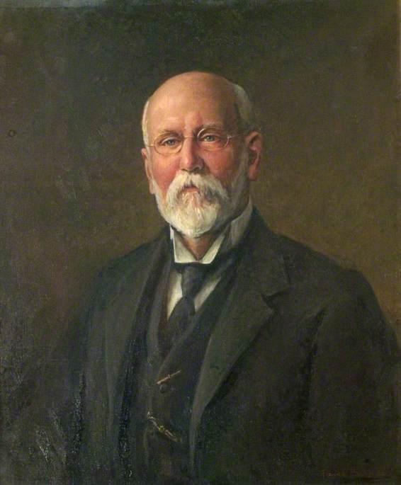 John Hunter (b.1853), JP, Member of Belper Urban District Council