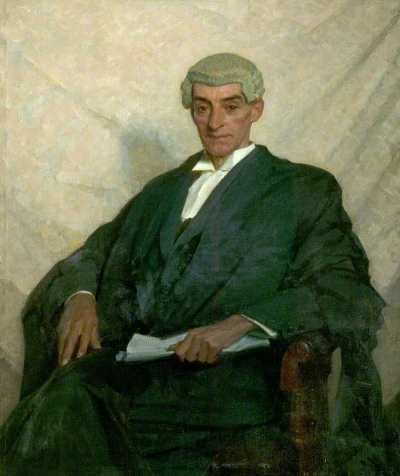 H. Wilfred Skinner Esq., Clerk to Derbyshire County Council
