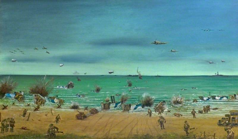 Normandy D-Day Landings