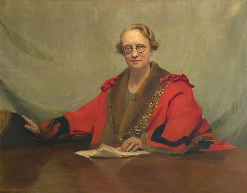 Mrs Elizabeth Petty (1875–1947)
