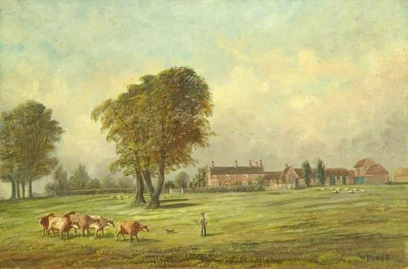 The Grange Farm, Cossall, Nottinghamshire