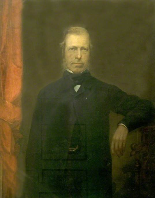 Dr George Blake Norman (1800–1877)