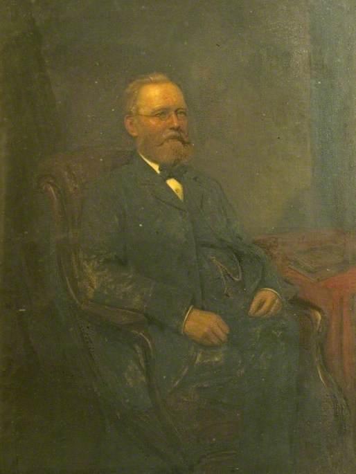 William Sudbury (b.1829), Last Chairman of the Ilkeston Local Board (1887)