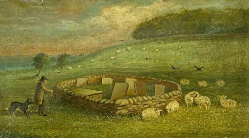 Riley Graves, Eyam, Derbyshire