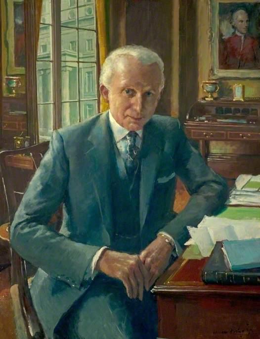 Ronald W. Raven, Esq. (1904–1991), OBE, TD, FRCS, Consulting Surgeon