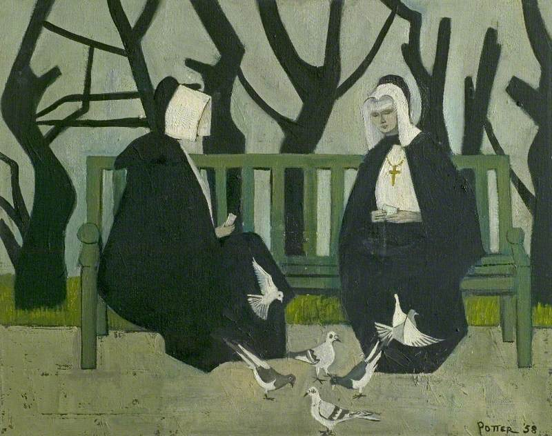 Nuns and Pigeons
