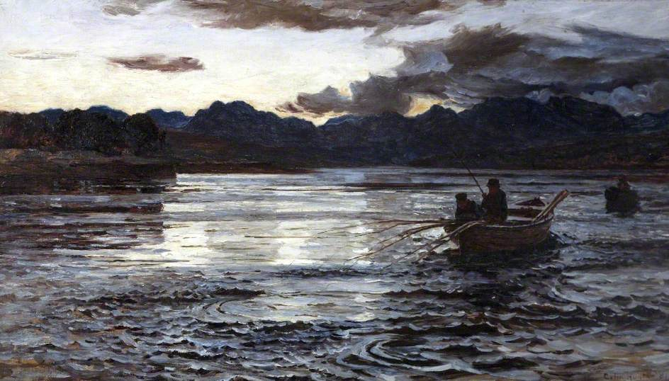 Summer Fishing, Skye