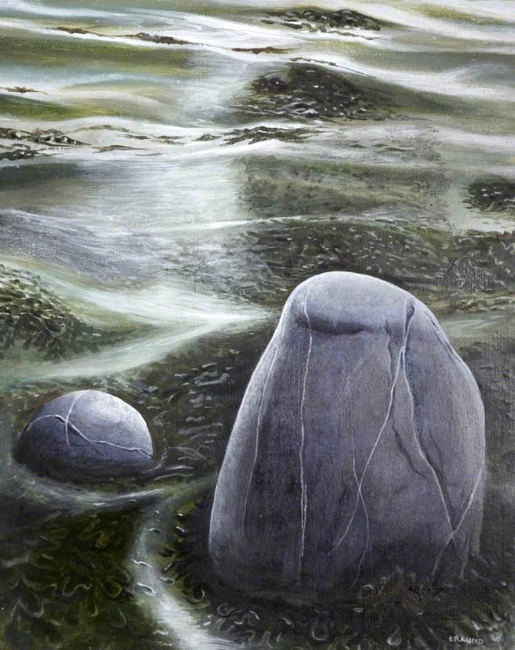 Pebble and Seaweed