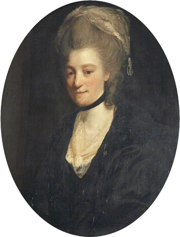 Mrs John Clevland of Tapley