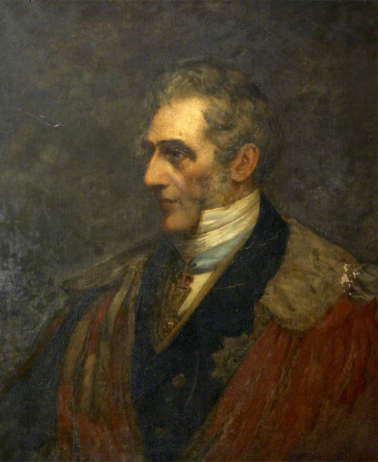 Hugh Fortescue (1783–1861), 2nd Earl Fortescue