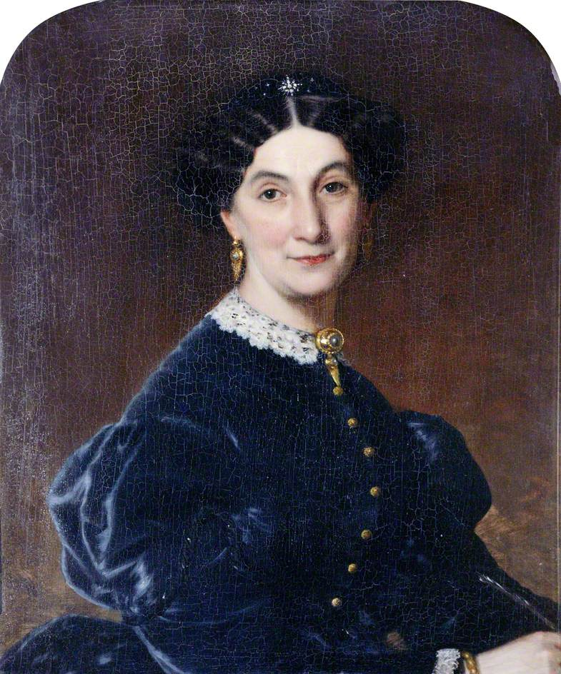 Mrs Prudence Payne (1810–1890), Sister of William Frederick Rock