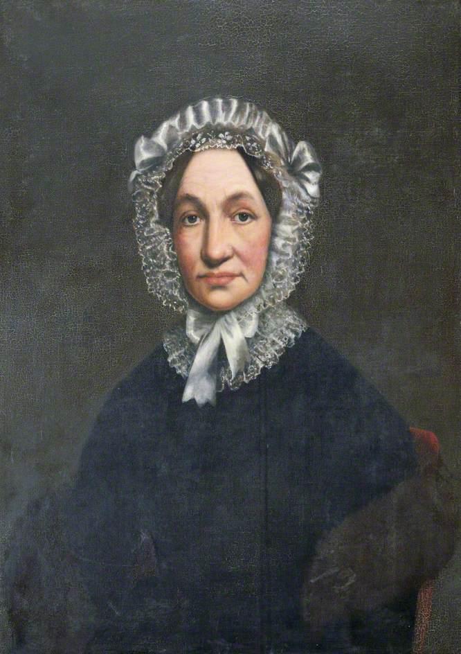 Mrs Prudence Hartree Rock (1770–1846)