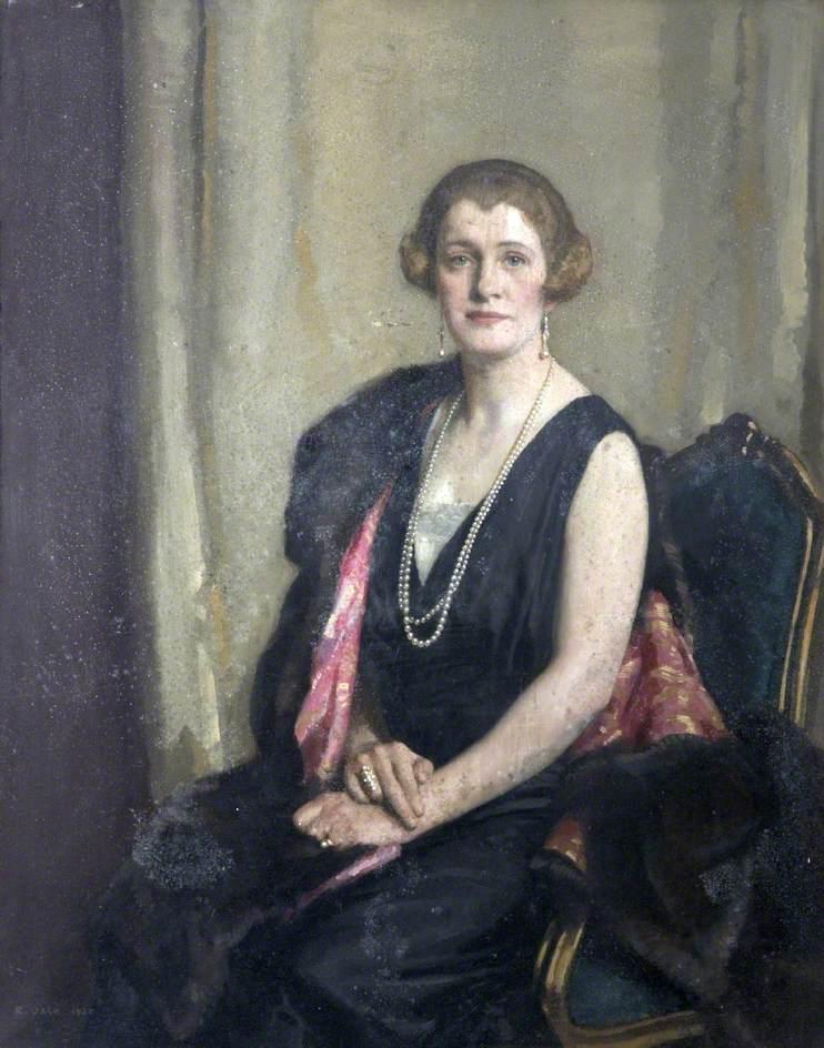 Lady Barclay Black of Yelland Manor