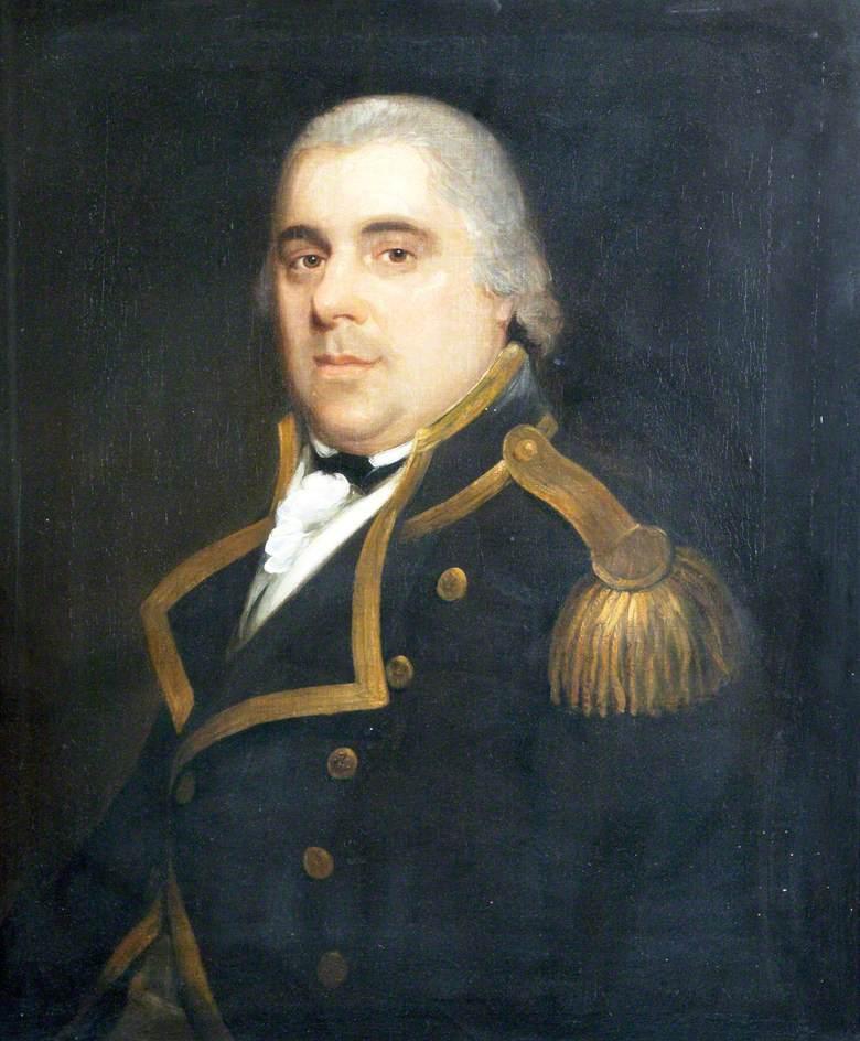 Captain Thomas Masterman Hardy (1769–1839)
