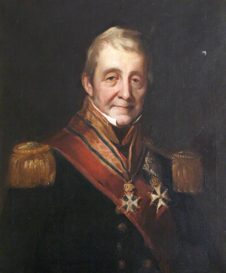 Admiral Sir David Milne (1763–1845), GCB