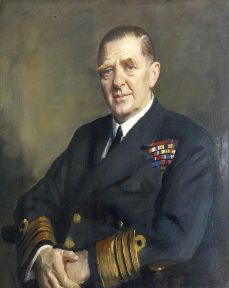Admiral Sir Henry Harwood (1888–1950), KCB