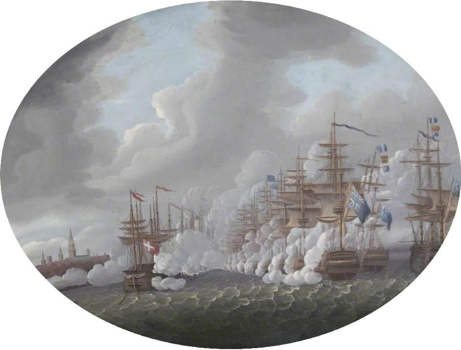 The Battle of Copenhagen, 16 August–5 September 1807