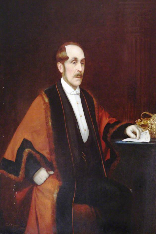 Sir Henry Paul Seale (1806–1897), Bt, Mayor of Dartmouth