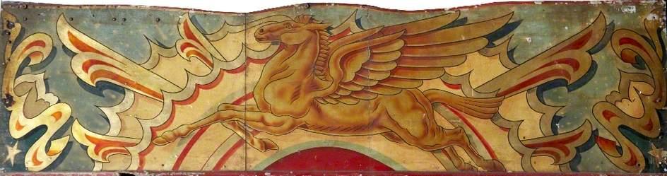 T. Whitelegg's 'No. 2 Dodgems': Pegasus