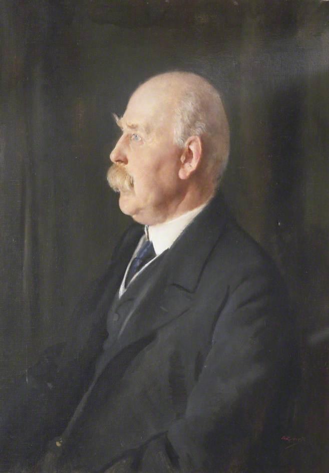 Sir William Napier Shaw (1854–1945)