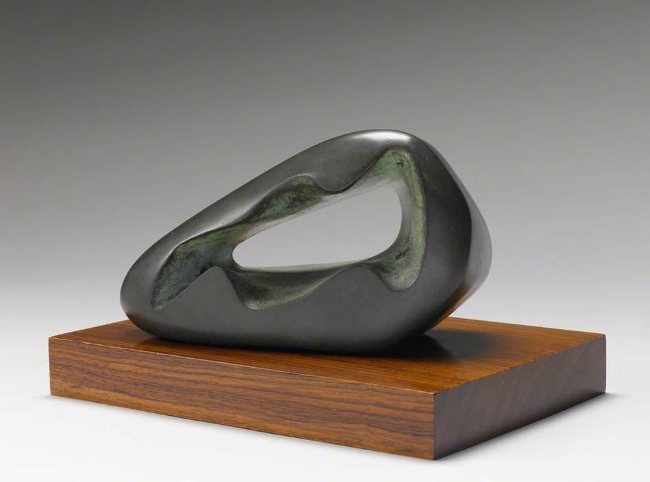 Figure in a Landscape (Zennor)