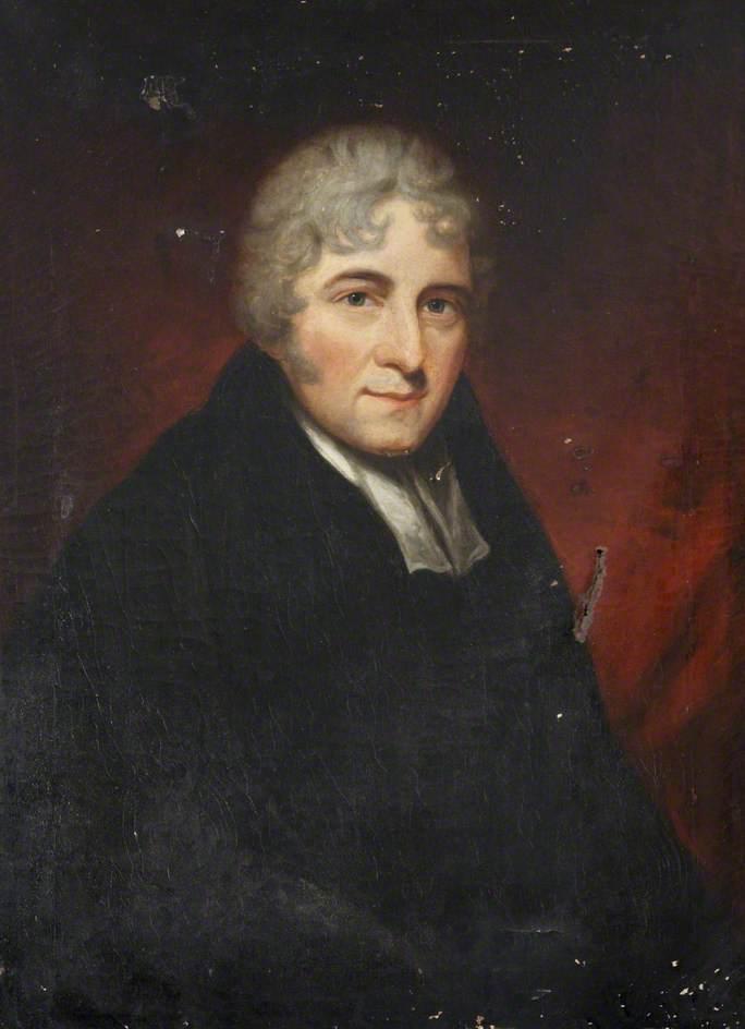 Reverend John Trist (1718–1781), MA, Vicar of Veryan