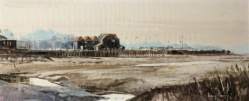 Birdham Mill, Chichester Harbour, West Sussex