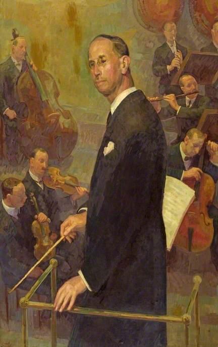 Sir Dan Godfrey (1868–1939)
